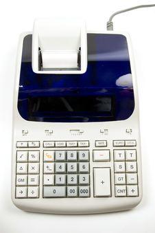Free Tax Calculator Stock Photo - 6224270