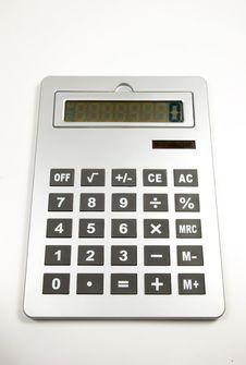 Free Tax Calculator Royalty Free Stock Image - 6224296