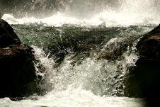 Free Waterfall Bottom Stock Image - 6224591