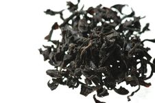 Free Dried Tea Leaves Stock Photography - 6224922