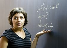 Free Confused Student Stock Image - 6225311