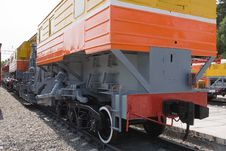 Free Railroad Chassis Stock Photos - 6225403