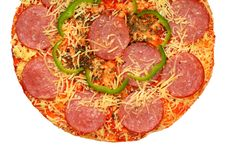Free Appetizing Pizza Stock Image - 6225571