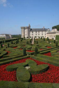 Free Chateau Villandry Stock Image - 6226281
