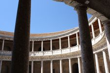 Free Alhambra Stock Photography - 6227162