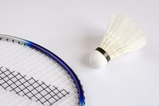 Free Badminton Royalty Free Stock Image - 6227826