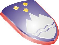 Free Coat Of Arms Of Slovenia Stock Photography - 6228032