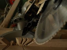 Free Circular Saw Royalty Free Stock Photo - 6228545