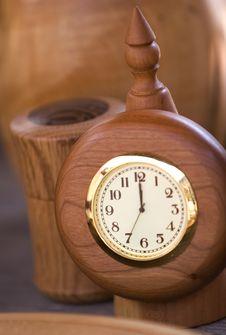 Free Ancient Clock. Stock Photo - 6228750