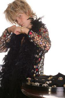 Free Punk Fashion Stock Images - 6228804