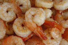 Free Shrimps Royalty Free Stock Image - 6229086