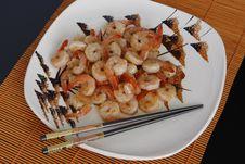 Free Shrimps Stock Image - 6229091