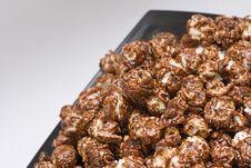 Free Chocolate Popcorn Stock Images - 6229754