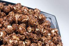 Free Chocolate Popcorn Stock Images - 6229804