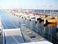 Free Catamaran Deck Royalty Free Stock Image - 6233206