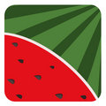 Free Background With Watermelon Royalty Free Stock Images - 6233909