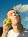 Free Tasty Apple Royalty Free Stock Photography - 6238077