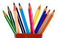 Free Beautiful Color Pencils Stock Photos - 6238933