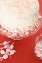 Free Peppermint Candy Cake Royalty Free Stock Photo - 6238935