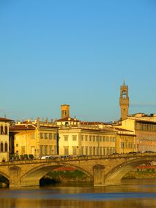Free Glimpse Of Florence Stock Image - 6230341