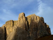 Free Dolomiti Mountains Stock Photography - 6230402