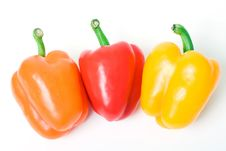 Free Bell Pepper. Stock Photography - 6230412