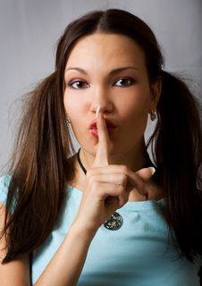 Free Silence. Stock Image - 6230481