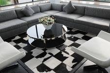 Free The Sofa And Tea Table Royalty Free Stock Photo - 6230785