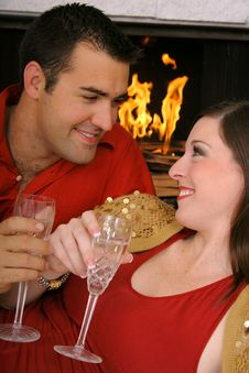 Free Romantic Man & Woman Stock Images - 6230874