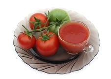 Free Red Tomatoes Royalty Free Stock Photos - 6231428
