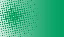 Free Green Halftone Pattern Stock Photo - 6231700