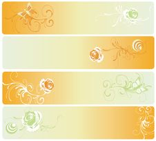 Free Banners Royalty Free Stock Image - 6233196