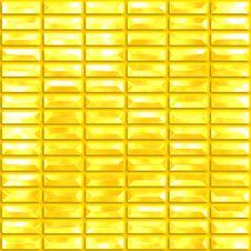 Free Golden Blocks Stock Photo - 6233540