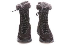 Winter Sport Boots Royalty Free Stock Images