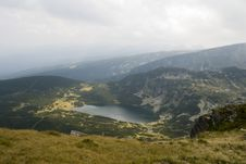Free Seven Rila Lakes Royalty Free Stock Photos - 6234738