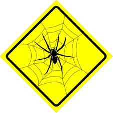 Free Spider Royalty Free Stock Photos - 6235078