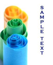 Free Paper Rolls Stock Photography - 6235082