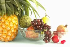 Free Still Life With Fruits Stock Photos - 6235453