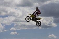 Free Stunt Biker Stock Photo - 6236500
