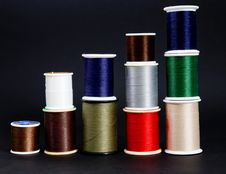 Free Thread Stacks Stock Image - 6237111