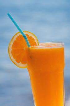 Free Fresh Orange Juice Stock Photo - 6238220