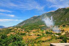 Free Abruzzo Day Time Fireworks Royalty Free Stock Photos - 6238368