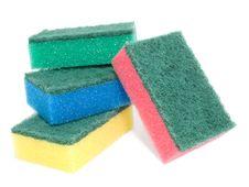 Free Sponges Stock Image - 6238391