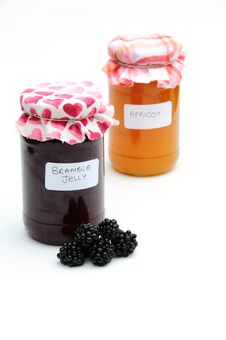 Free Homemade Preserve Royalty Free Stock Photo - 6238885
