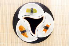Free Sushi Royalty Free Stock Photo - 6238895