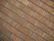 Free Brick Wall Royalty Free Stock Image - 6239196