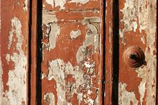Free Old Door Detail Royalty Free Stock Image - 6239506