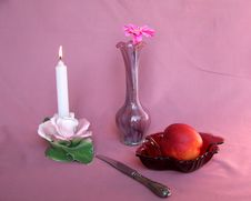 Free Still Life In Pink Royalty Free Stock Photography - 6239557