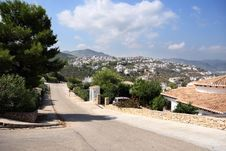 Free Houses In Monte Pego Royalty Free Stock Images - 6239859