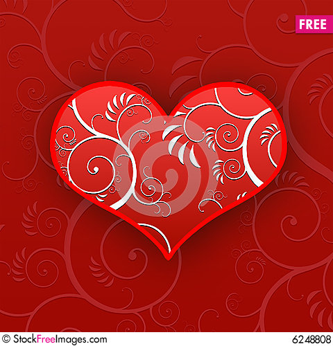 heart flower pattern  free stock photos  images, Beautiful flower